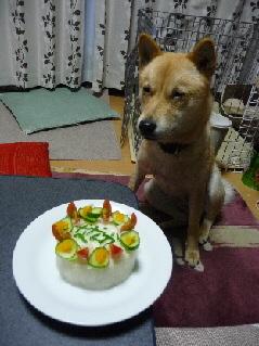 誕生日私のケーキ小.jpg